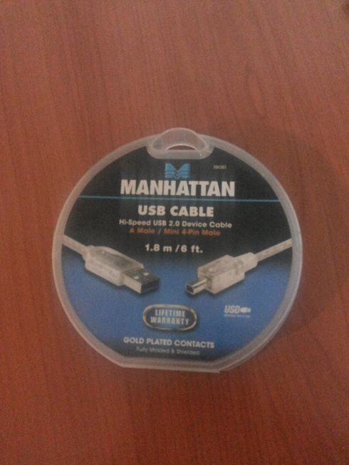 CABLE MINI USB